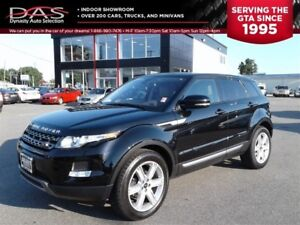 2013 Land Rover Range Rover Evoque Pure NAVIGATION/PANORAMIC ROO