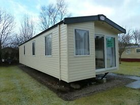 STUNNING! BRAND NEW STATIC CARAVAN LOCATED ON THE AA GOLD AWARD HUNTLY CASTLE CARAVAN PARK