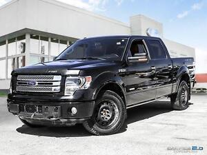 2013 Ford F-150 $297 b/w tax in | Limited | Leather Seats | Navi