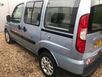 FIAT DOBLO CAMPER MOTORHOME 60reg IN LOVELY CONDITION WITH ONLY 71000 miles