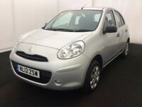 Stunning super low mileage Nissan Micra 1.2 Visia 15000 miles only