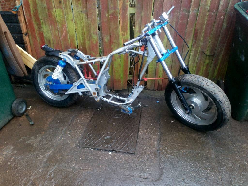 Motorbike rolling frame project | in Coventry, West Midlands | Gumtree