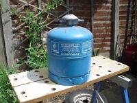 Campingaz 2.72Kg Butane Bottle Type 907 With Regulator