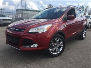 2014 Ford Escape SE LEATHER NAVIGATION MOON ROOF