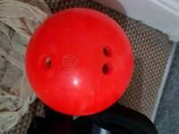 10 pin bowling balls