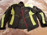 Motorcycle jacket RST UK42