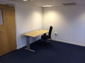 4 Desk Office in Barking