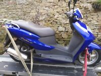 HONDA SES DYLAN 125 SCOOTER SELL SWAP