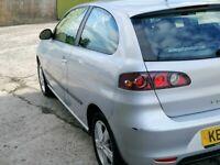 Seat, IBIZA, Hatchback, 2007, Manual, 1422 (cc), 3 doors