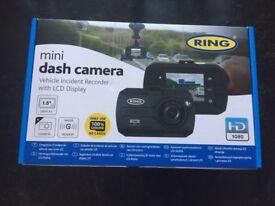 Ring mini dash camera