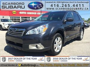 2012 Subaru Outback 3.6R Limited PKG,  FROM 1.9% FINANCING AVAIL