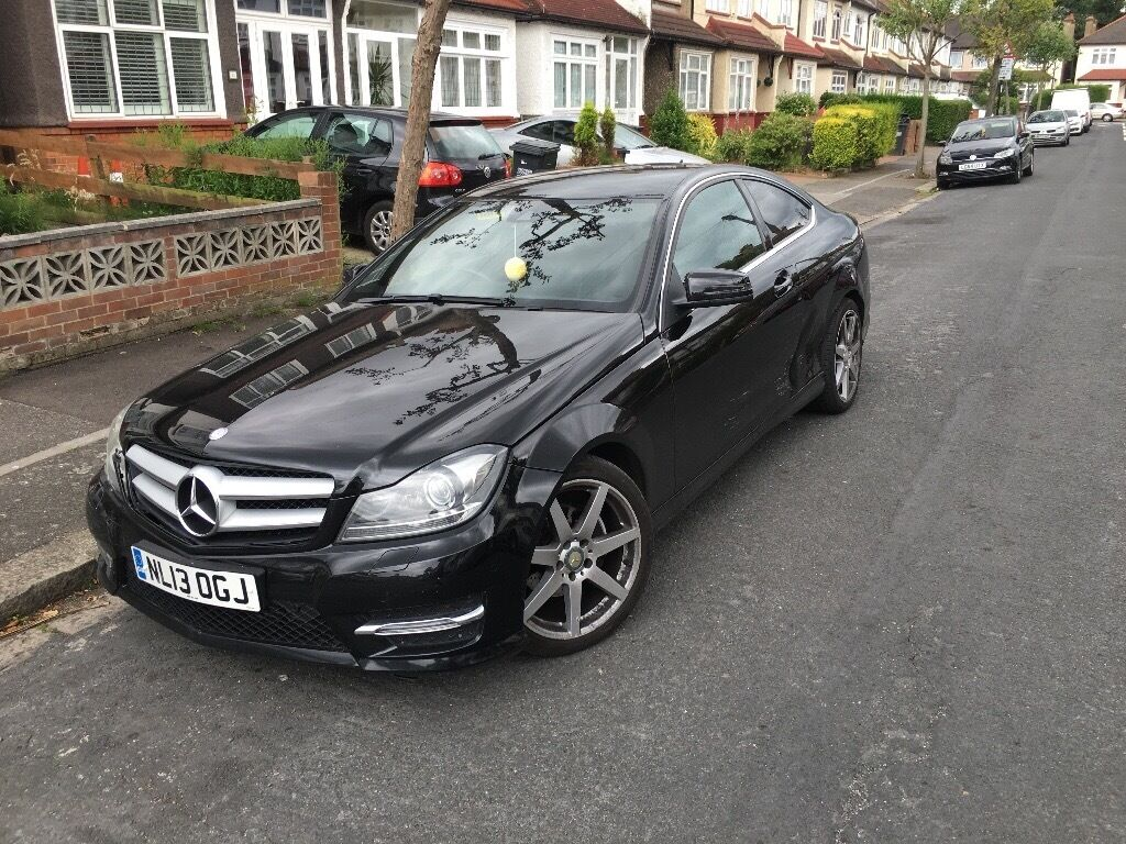 2013 mercedes benz c250 cdi coupe automatic amg in croydon london gumtree. Black Bedroom Furniture Sets. Home Design Ideas