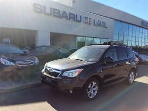 2014 Subaru Forester 2.5i Limited *Toit Ouvrant Panoramique*