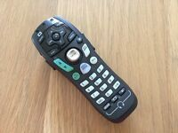 Landrover DVD rear screen remote