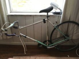 Retro Apollo Bike Frame For Sale ( Needs to be sold ASAP)