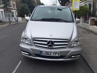 Mercedes Benz viano 2013