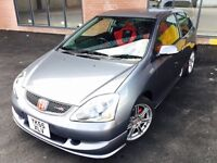 2006 Honda Civic type r premier edition,civic type r,premier edition,k20,ep3,