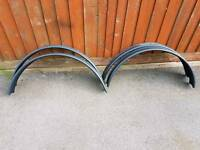 4x4 universal wheel arch extensions