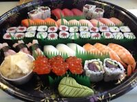 A Shop Assistant/Waiting Staff Required in Sushi Bar and Japanese Food shop NW11
