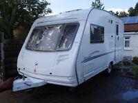 For Sale 2006 Sterling Eccles Topaz 2 berth caravan