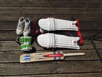 Cricket kit, Gray Nicolls