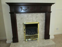 cannon gas fire & surround