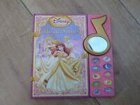 Disney Princess Magic Mirror Song Book - Children's Book - Present