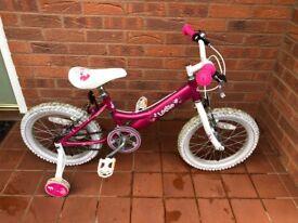 Dawes Lottie 16 Inch Wheel Girls Bike