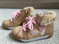 Girls Clark's Ankle Boots infant 8.5