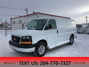 2015 GMC Savana 2500 **PRICE REDUCED** FINANCE OR LEASE