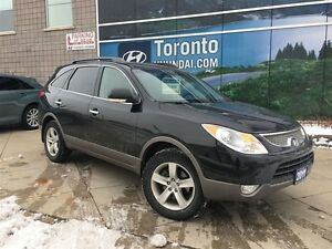 2011 Hyundai Veracruz Limited AWD-7 Passenger!! LEATHER!