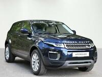 Land Rover Range Rover Evoque TD4 SE (blue) 2017-04-29