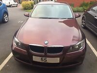 BMW 318 diesel 6 speed 55 plate new shape 4 dr saloon