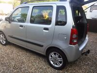 Suzuki Wagon R+S-Limited. New MOT no advisories