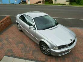 Bmw 318ci coupe 2.0 2003