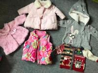 Next baby girls clothes 0-3, 3-6