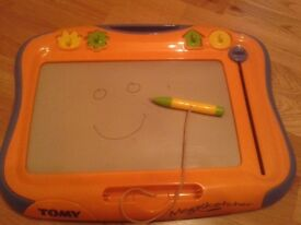 Kids Tomy Megasketcher Toy