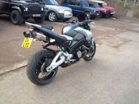 Suzuki B-King for sale, full mot with no advisories..