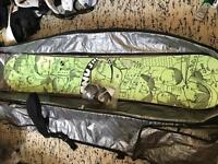 Snowboard, Bindings, Boots, Googles, Bag! NEW - House Clearance