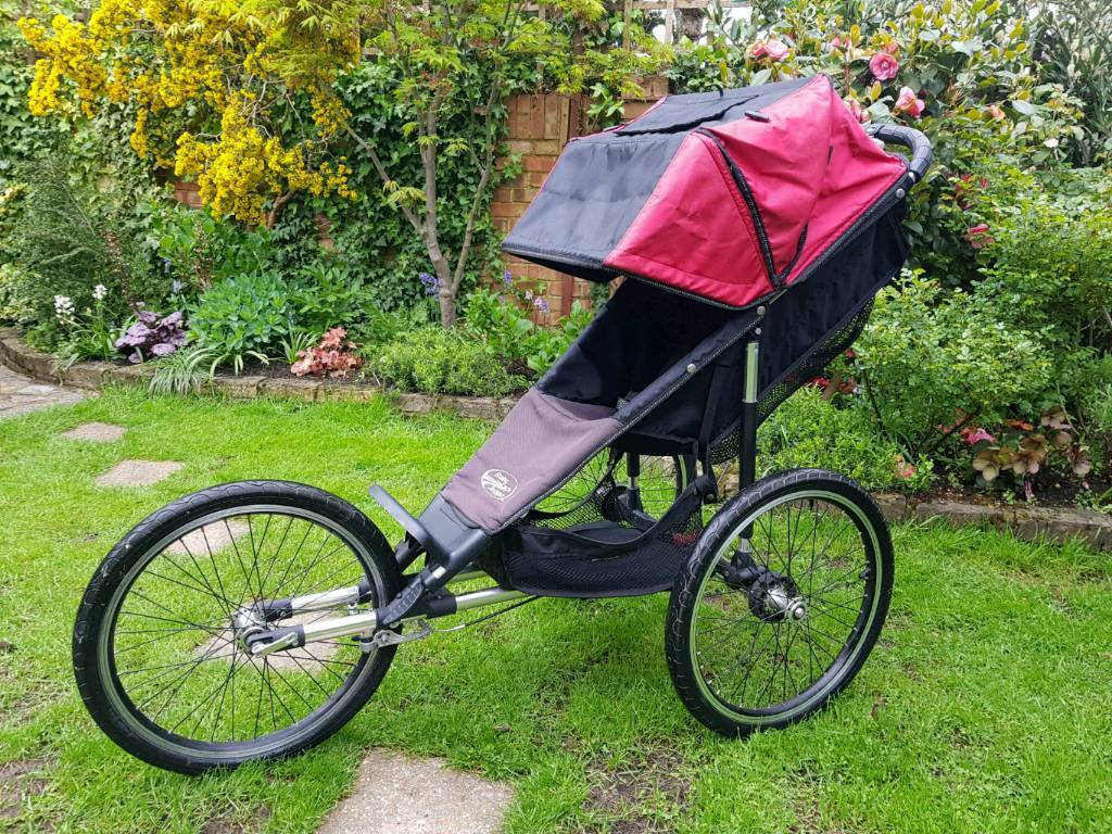 Baby Jogger Running Buggy With Footmuff 20 Inch Wheels In Richmond London Gumtree