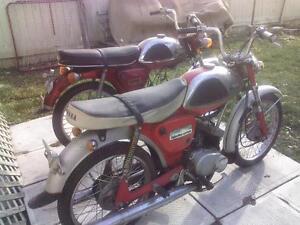motos antiques