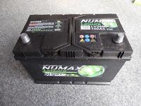 Numax Leisure Battery 100Ah