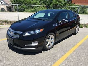 2014 Chevrolet Volt Electric Htd.Leather Seats, NAV, Forward Col Windsor Region Ontario image 2