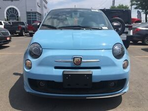 2016 Fiat 500 ABARTH **DEMO**