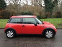 MINI ONE MOT 11 MONTHS WITH FULL SERVICE HISTORY A VERY CLEAN RELIABLE NICE DRIVING CAR