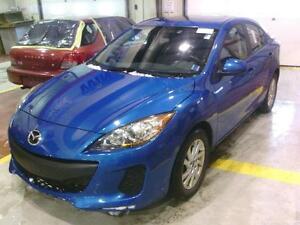 2013 Mazda 3 GS