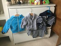 Baby boy clothes 3-6 m and 6-9 m