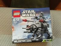 LEGO 75075 Star Wars Microfighters - AT-AT Set (New) - Collect Only