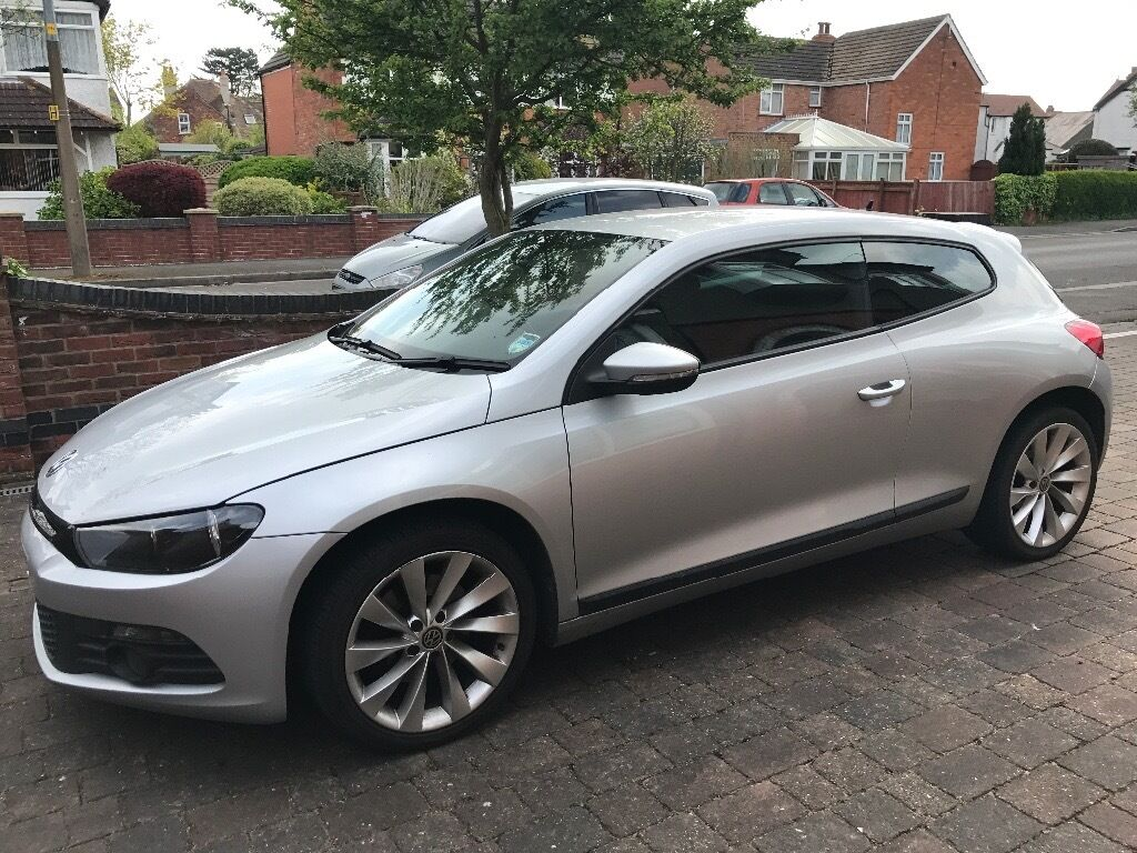 VW Scirocco 2L Tsi GT In Silver In Skegness Lincolnshire Gumtree