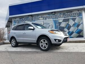 2010 Hyundai Santa Fe Limited V6 AWD-ALL IN PRICING-$140 BIWKLY+